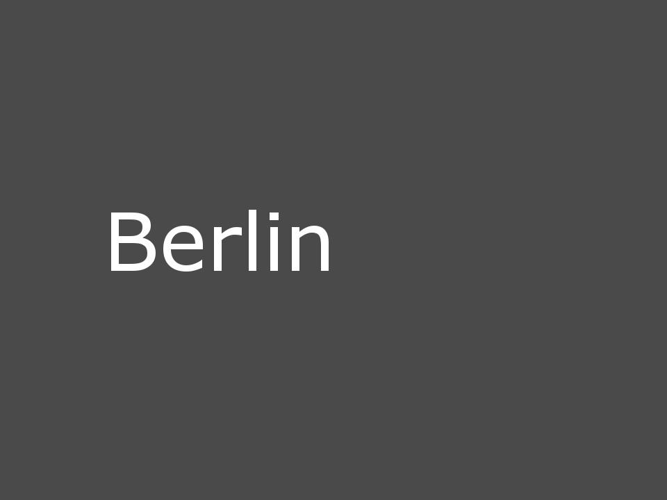 Second Hand Berlin