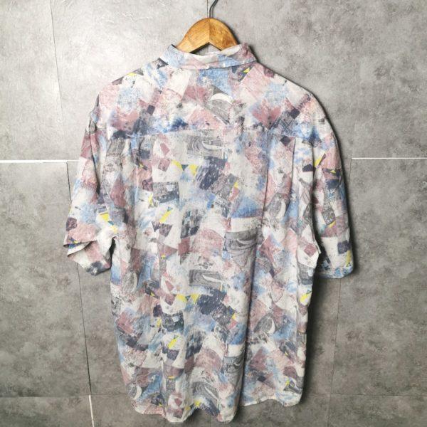 80er Vintage Hemd Shirt Größe XL