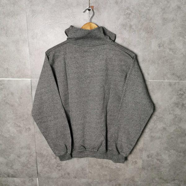 vintage sweater grau