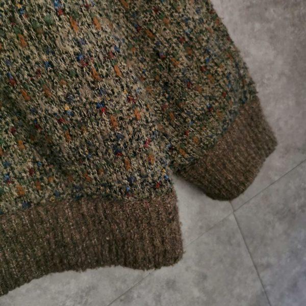 80s Cosby Vintage Wolljacke Unisex L