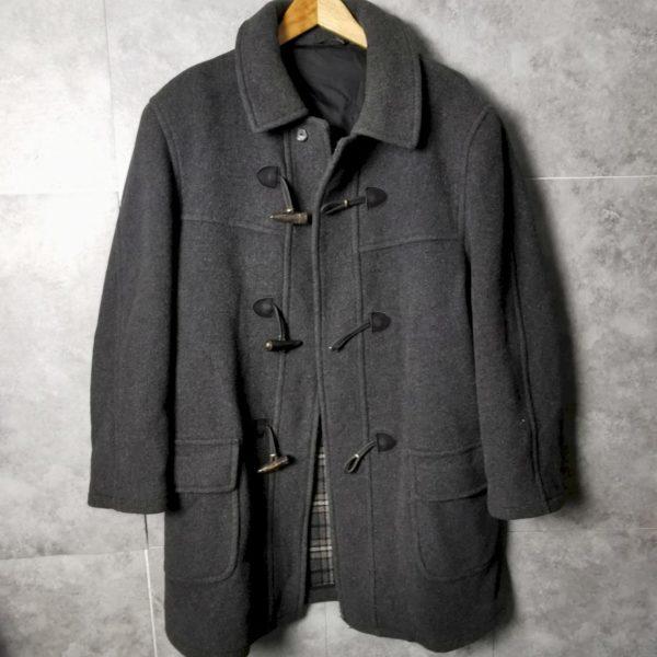 Duffel Coat Winterwollmantel