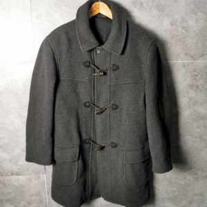 Duffel Coat Winterwollmantel