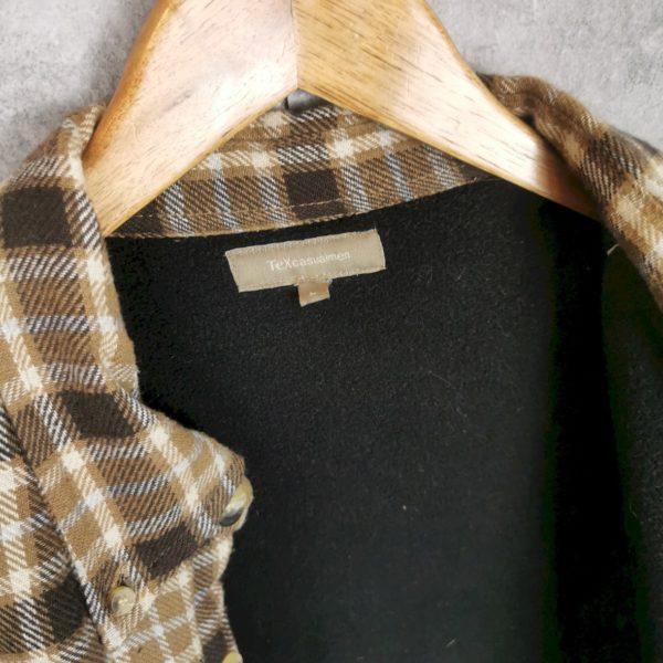 Flanell Hemd Jacke