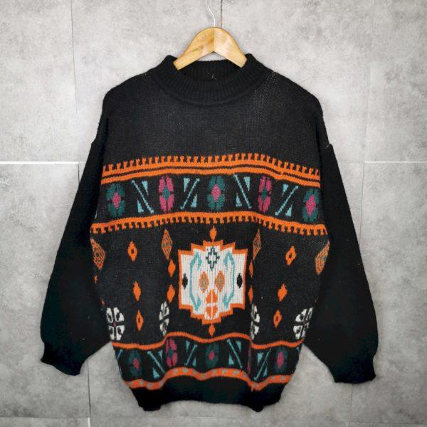 Woolsweater crazy pattern Grungstyles