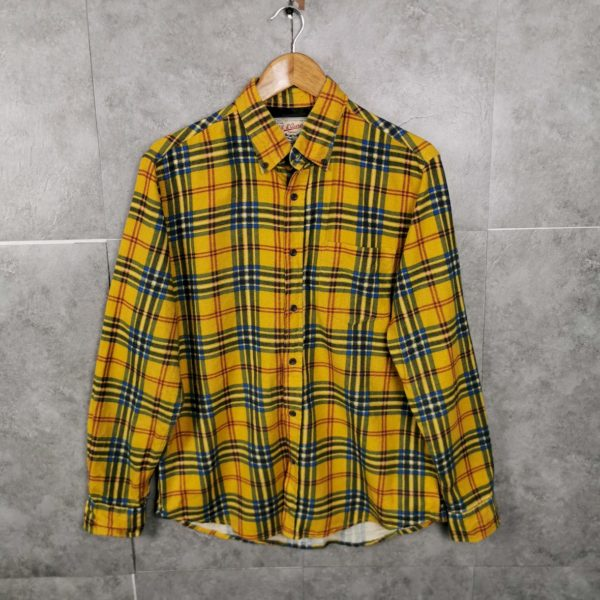 Original Flanell Vintage Hemd