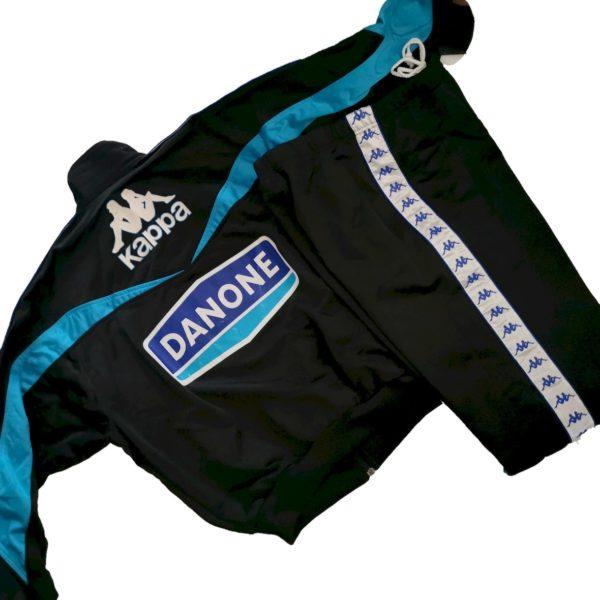 90er Juventus Kappa Trainingsanzug Football Highlight