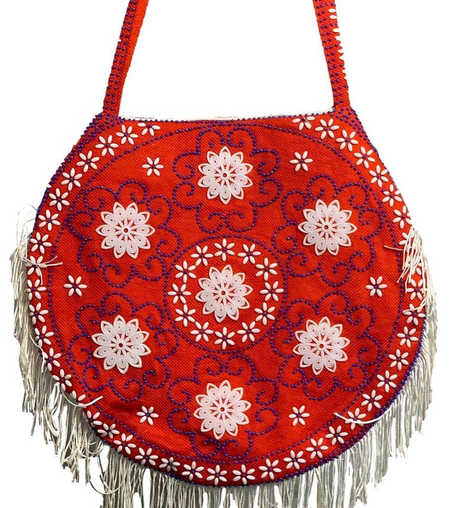 Bestickte Boho Vintage Tasche | Hippie Taschen