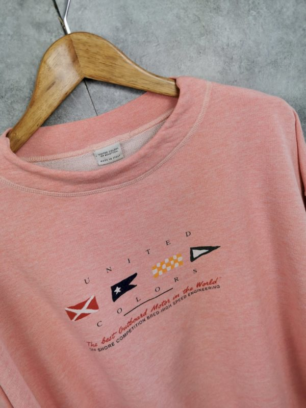 United Colors of Benetton Vintage Sweater 90er