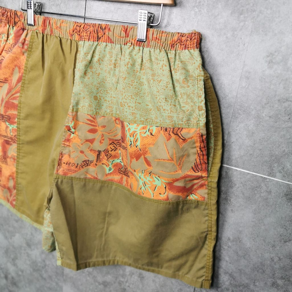 Boho Vintage Badeshorts M L