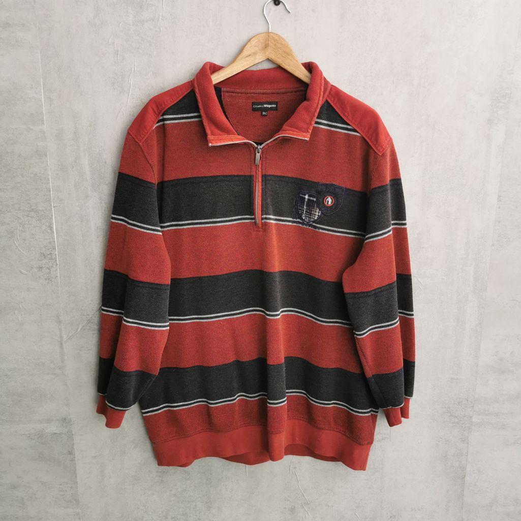 Charles Vögele Vintage Polo Sweater