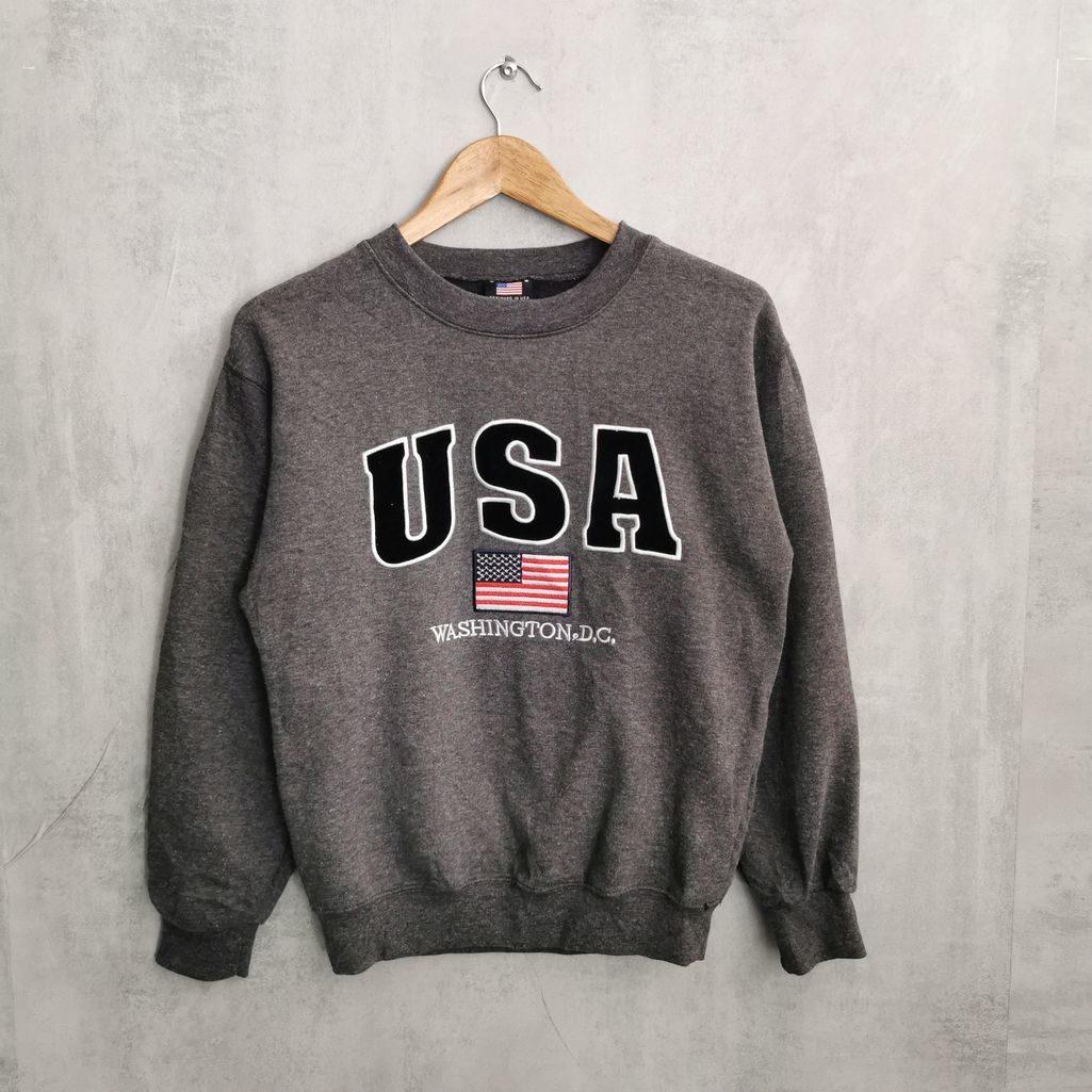USA Washington DC Sweater
