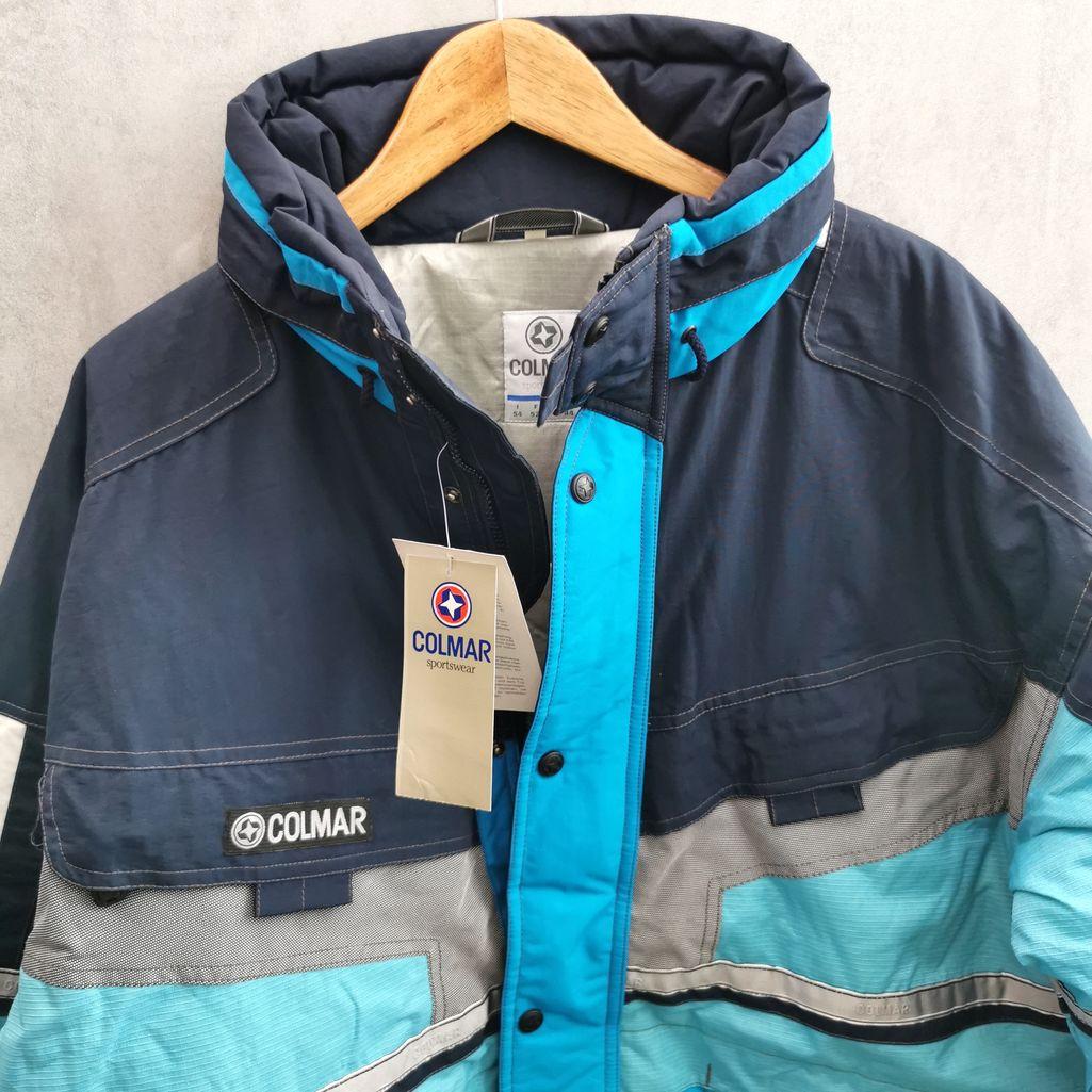 Neue Colmar Snowboard und Skijacke / Nylon Vintage Herren Winter Jacke XL & XXL