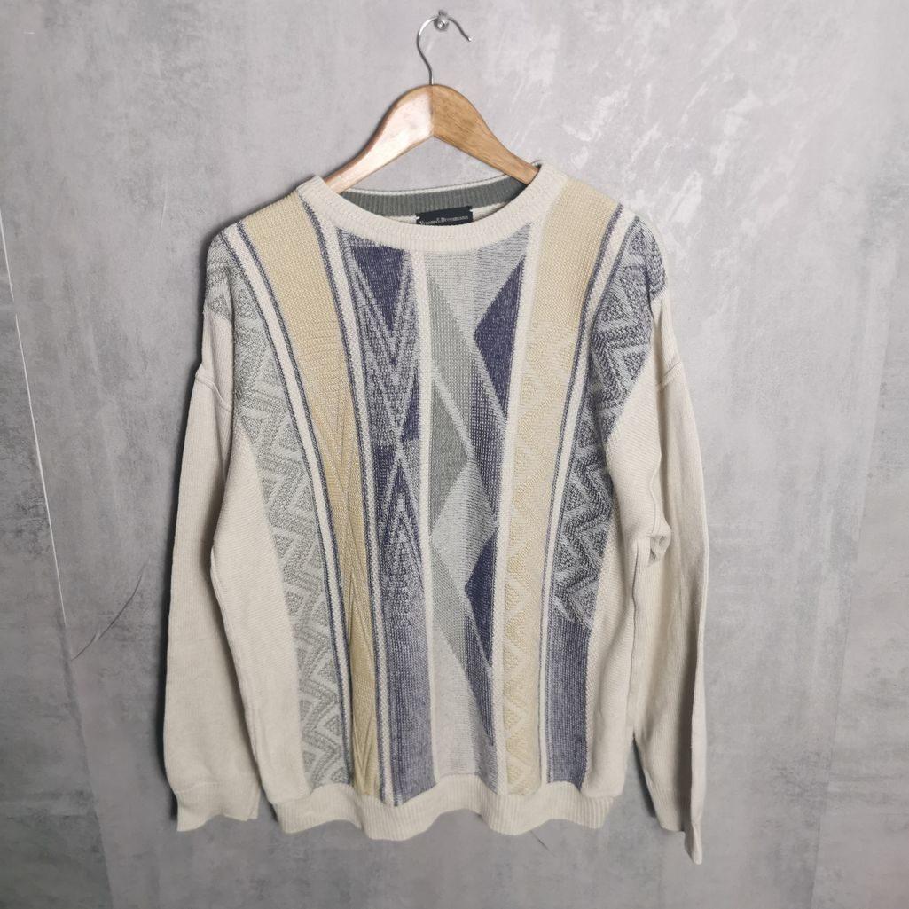 Leinen Vintage Sweater