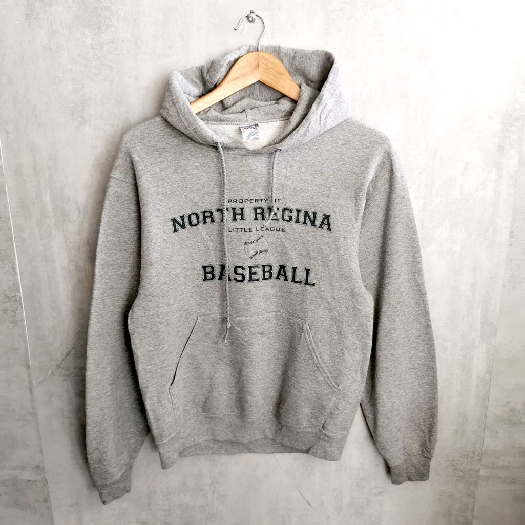 80er USA Baseball Vintage Hoddie North Regina
