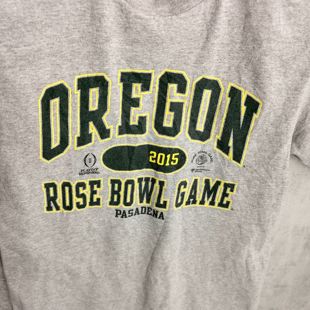 USA Oregon Rose Bowl Game Pasadena University T-Shirt