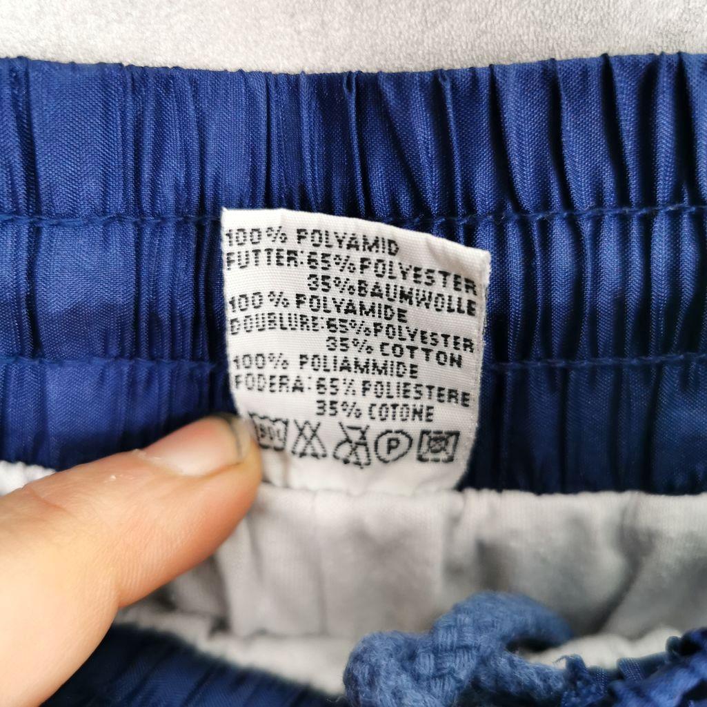 Selten! Orlollf Vintage Trackpants Ballonseide /glanz Trainingshose L/Xl