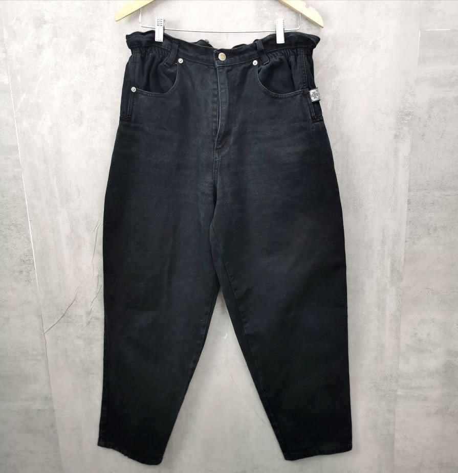 Rare! Best 80er/ 90er Jahre Jeans Hose / W41 High Waist Mom Jeans, Madonna Jeans