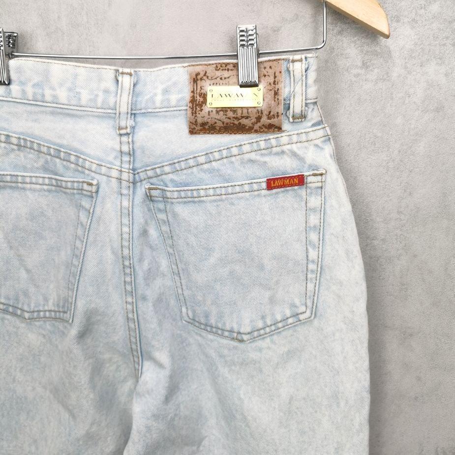 Rare! Lawman 90er Jeans Stone Wash Jeans / Vintage Jeans Herren Größe W28/L31