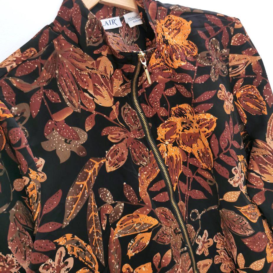 florale-damen-vintage-blouson-jacke-groesse-xl