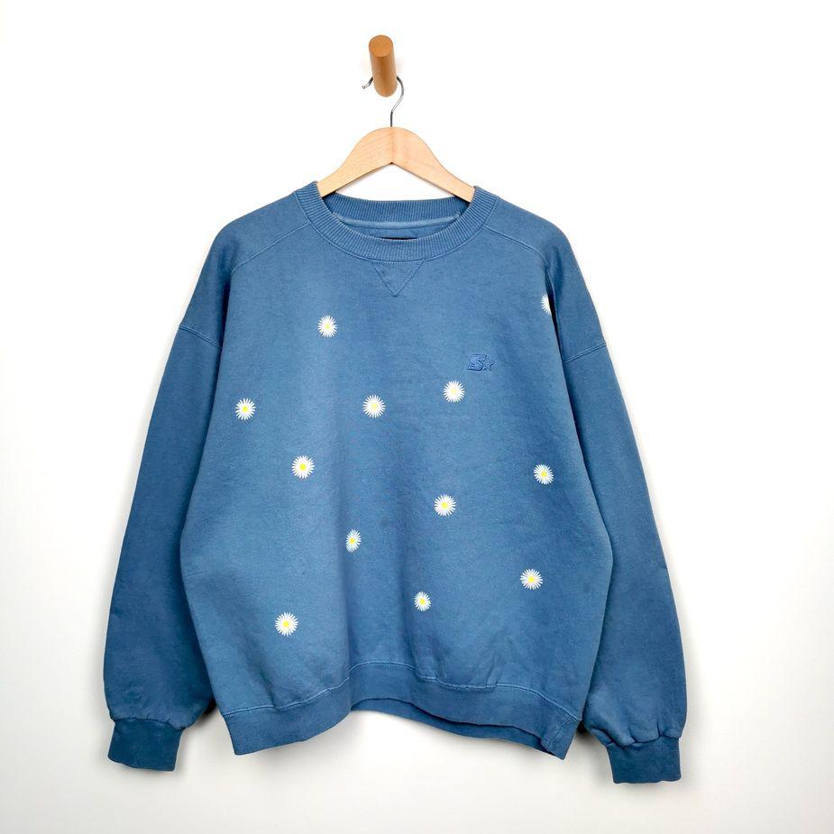 90s-vintage-pullover-oversized-hellblau-groesse-l
