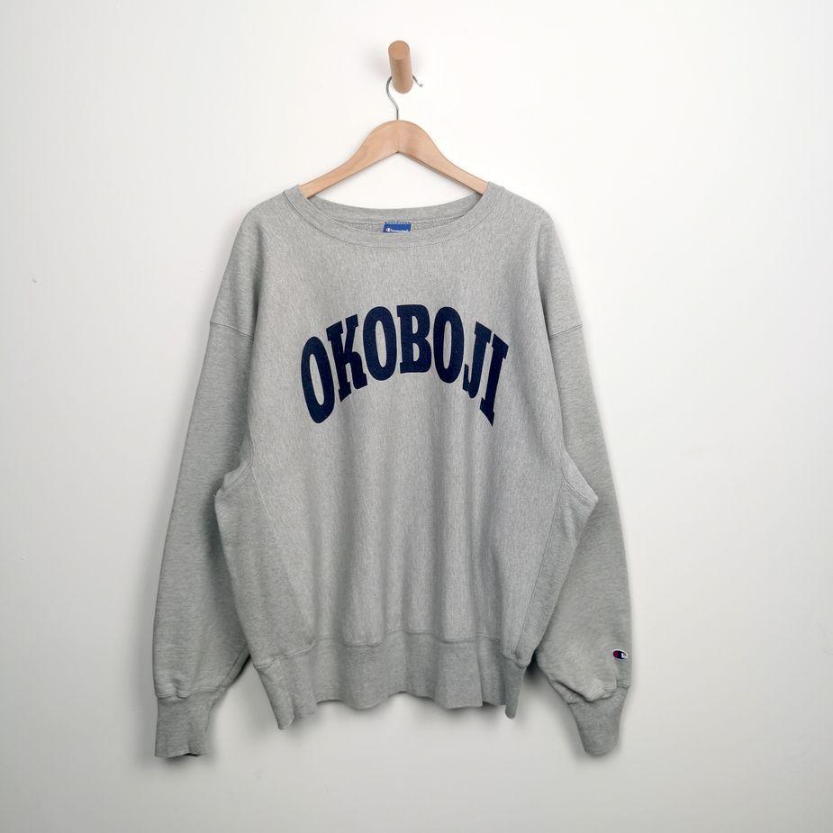 Okoboji-herren-vintage-Champion-pullover