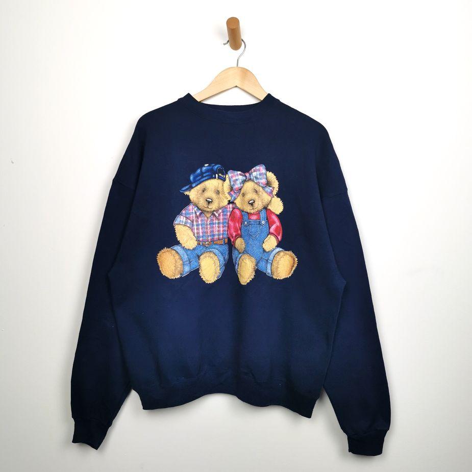 hanes-90er-vintage-sweater-oversize-teddybären
