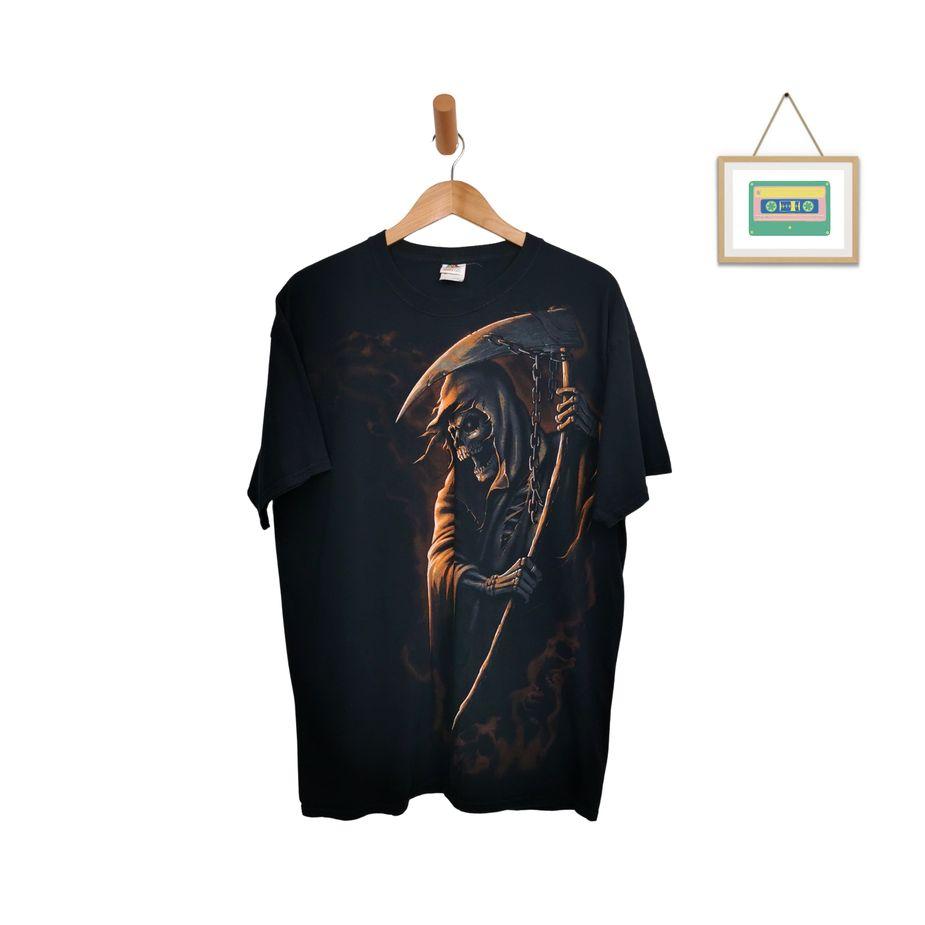 Herren-vintage-t-shirt-sensemann