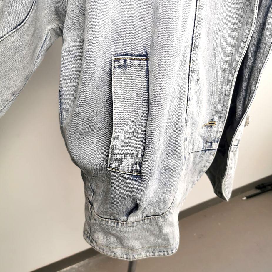 80er-frauen-vintage-blazer-überdimensional-stone-washed-denim vintage-jacke-taschen