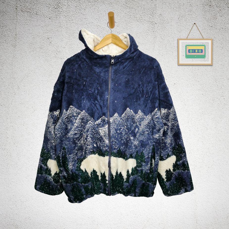 90s-winter-wendejacke-all-over-print-sherpa-fleecejacke-oversize-kanada-l-front