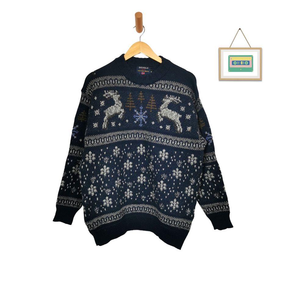 devold-90er-norwegen-pullover-olmes-garretti-schurwolle-l-front